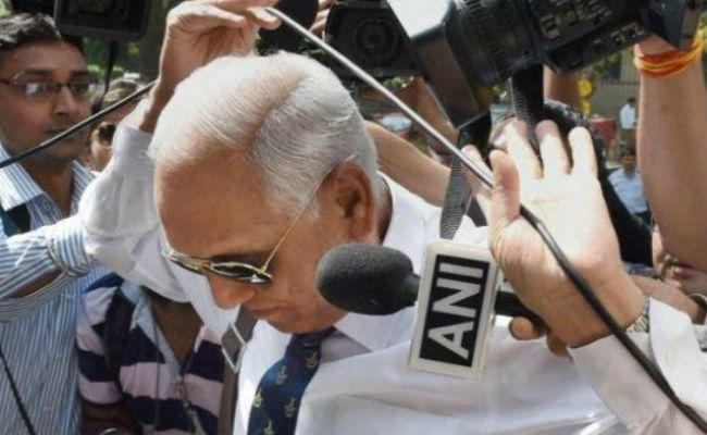 Indian Air Force chief SP Tyagi Arrested, to be produce in court today