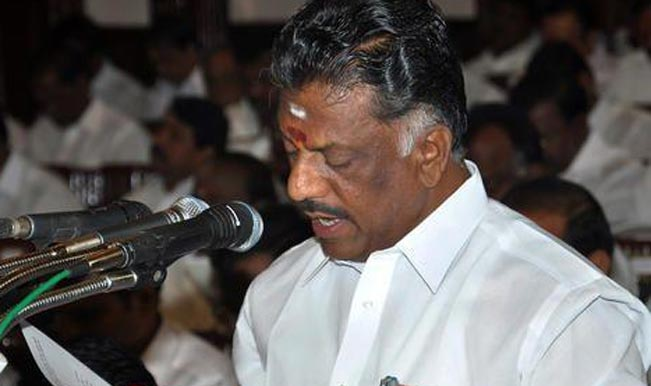 Why O Panneerselvam As The New Chief Minister of TamilNadu