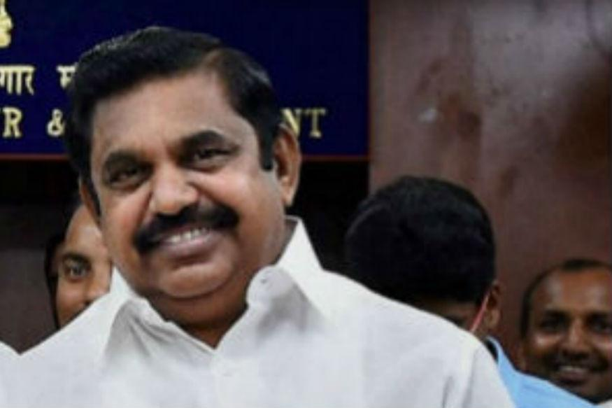 Edappadi Palaniswami Wins Trust Vote; Stalin Arrested