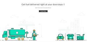 Bengaluru Becomes the First City to Get Diesel Delivered at Doorstep
