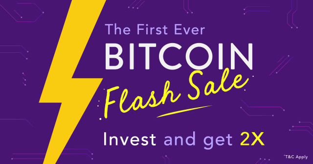 Buyhatke Launches Crypto Platform with Massive Flash Sale on Bitcoin