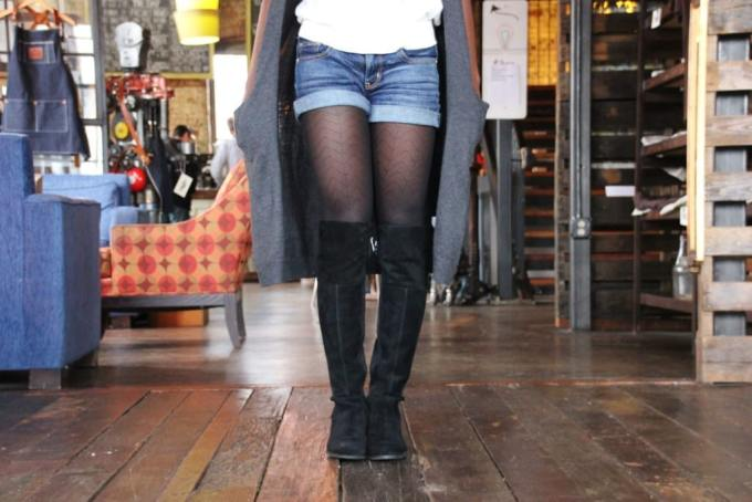 OTK boots   over the knee boots are a great addition to your winter fashion style   Check out my style tips on how to wear them and where to find the best deals for them!   goodtomicha.com