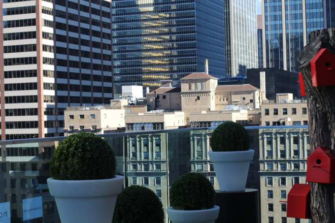 Boutique hotels in new york city Citizen M