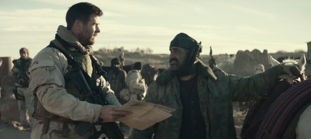 12 Strong Review