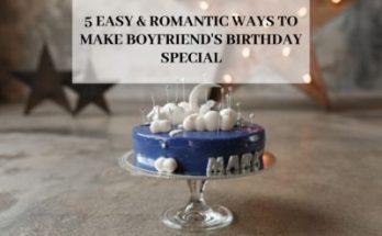 boyfriend birthday