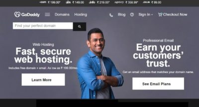 How to Buy Web Hosting from GoDaddy in 2020 (Beginners Guide)