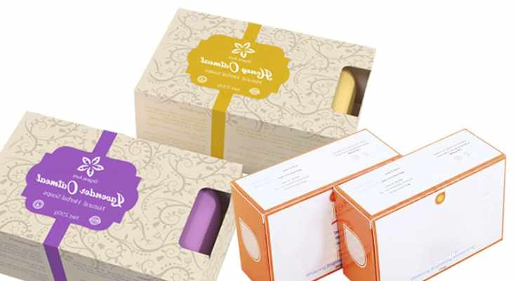 Custom Soap Printed Boxes