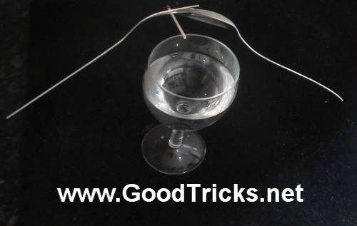 How To Perform Gravity Defying Spoon And Fork Trick