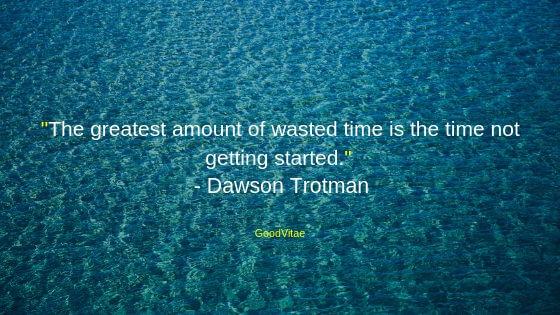 Dawson Trotman motivational quote for student