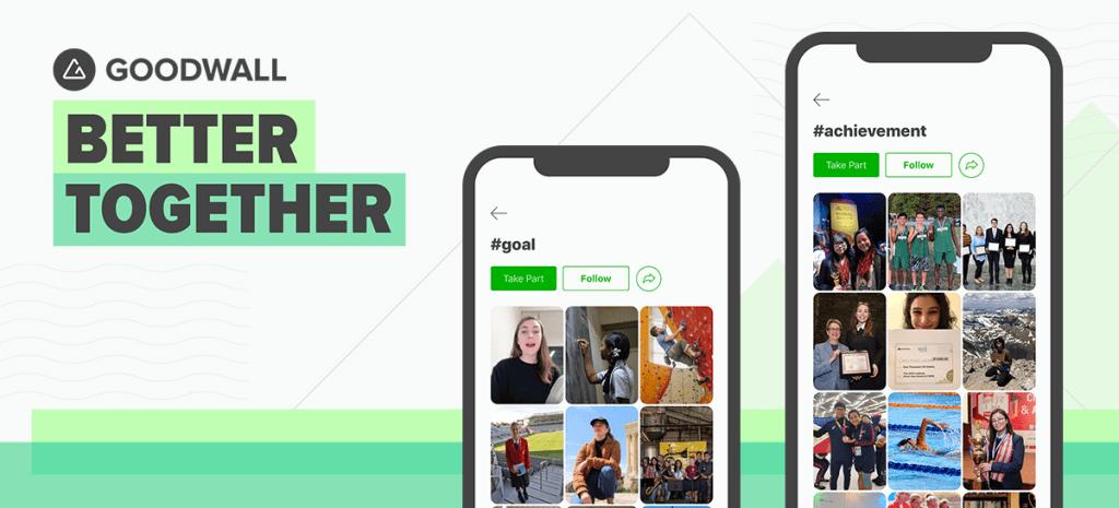 BetterTogether announcement August September 2020 challenge-based program