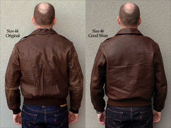 Good Wear Leather Coat Company Poughkeepsie Type A 2