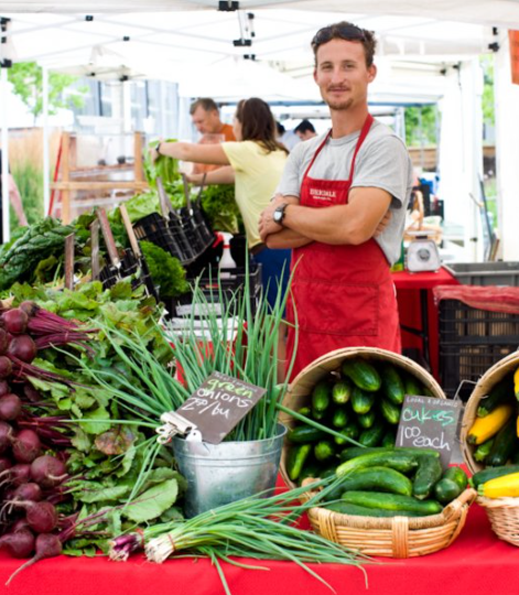 The Stop's Farmers' Market at Artscape Wychwood Barns