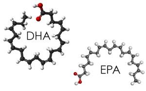 EPA and DHA