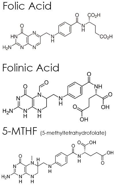 Folinic Acid with Vitamin B12 - Good Whole Food