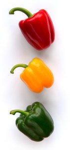 bell pepper nutrition
