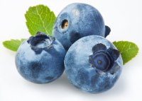 Natural Remedies For Stress - Blueberries