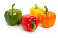 Natural Remedies For Stress - bell peppers