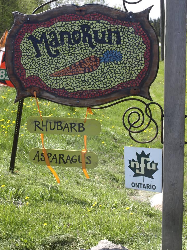 Manorun organic Farm