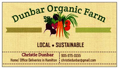 Dunbar Organic Farm