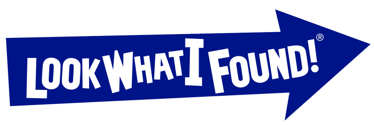 Look What I Found® Logo