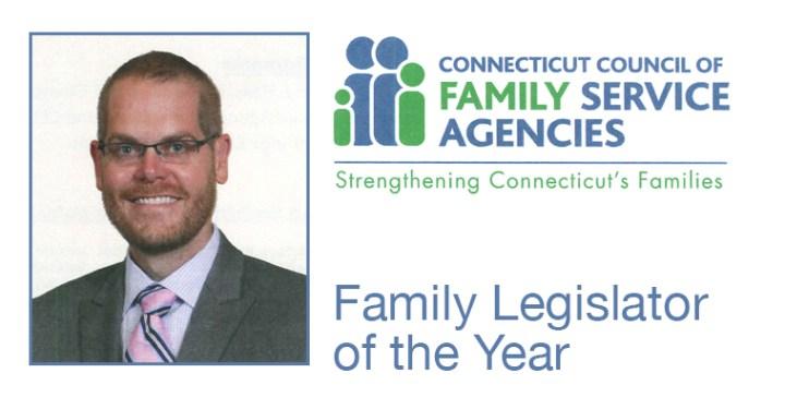 Jeff Currey, 2015 Family Legislator of the Year