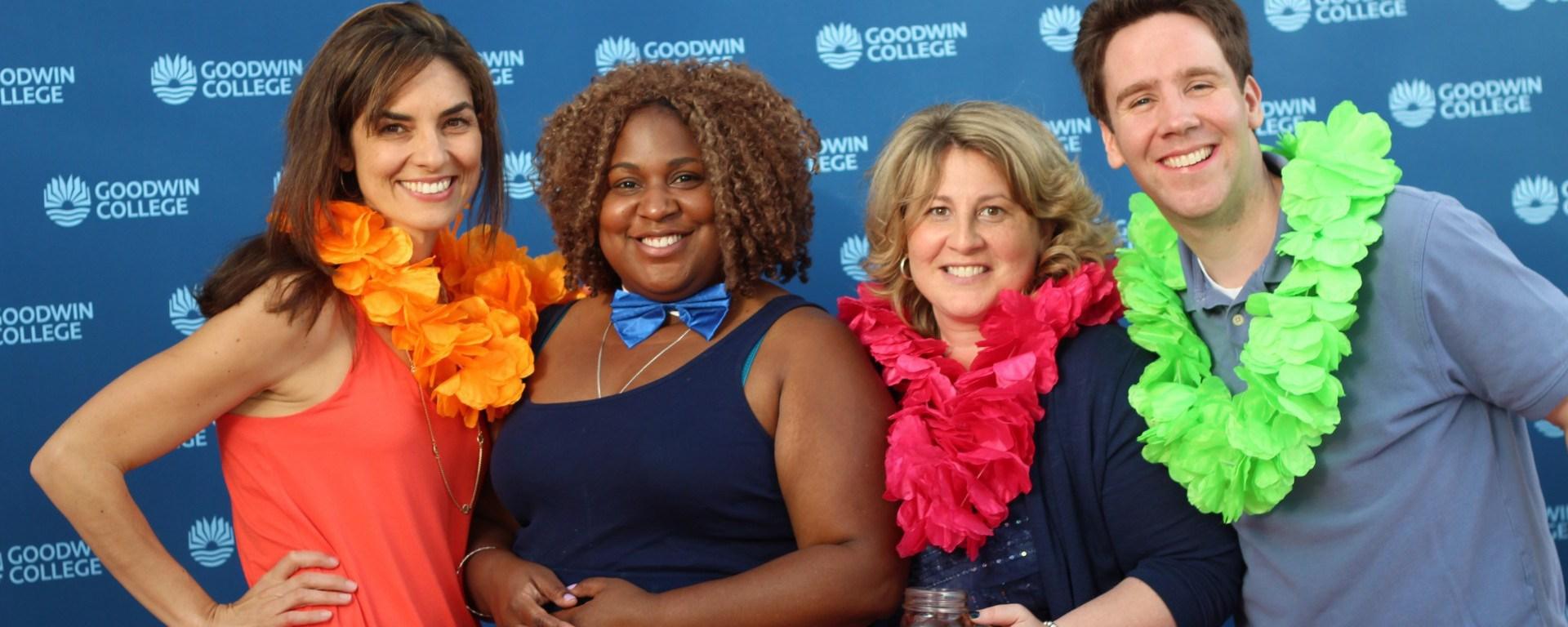 2015 Goodwin College Clambake