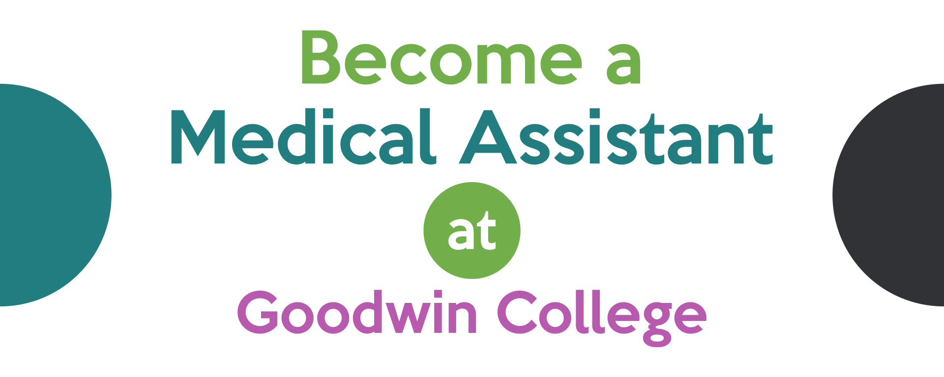 Become a medical assistant goodwin college become a medical assistant at goodwin college 1betcityfo Image collections