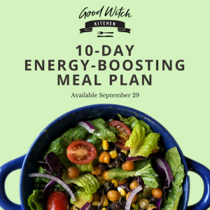 10-Day Energy Boosting Meal Plan