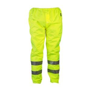 VIZWELL® Pantalon de Pluie Haute Visibilité