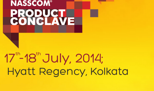 Vishwas Mudagal to speak at Nasscom Product Conclave 2014, Kolkata
