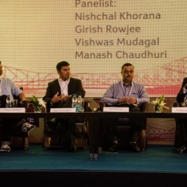 Vishwas Mudagal's talk on lean startups at Nasscom Product Conclave Kolkata