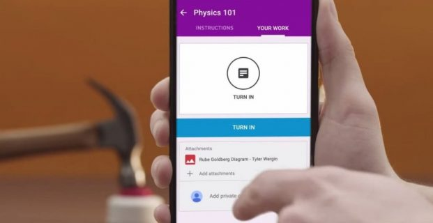 Google's Classroom Mobile App for Teachers Received Over 30 Million Assignments