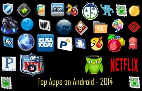 Official Android Blog Announces Top Apps of 2014