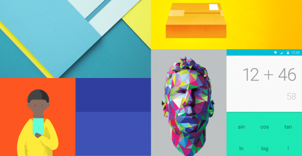 Google's Material Design – A Quick Rundown