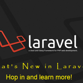 What's new in Laravel 5