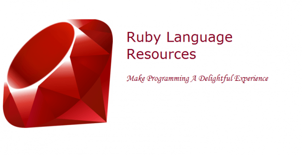 8 Ruby language resources
