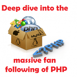 Reasons why PHP development is becoming so popular