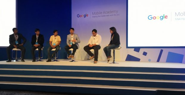 GoodWorkLabs CEO Vishwas Mudagal at Google Mobile Academy