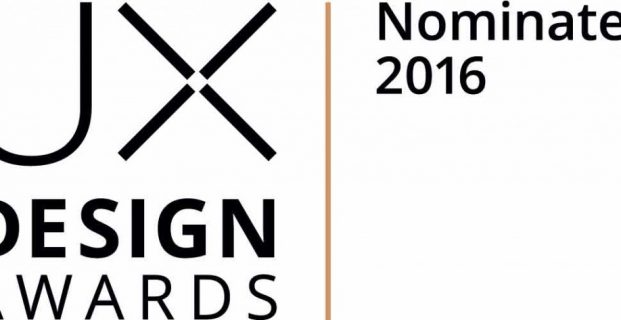 GoodWorkLabs nominated by UX Design Awards 2016