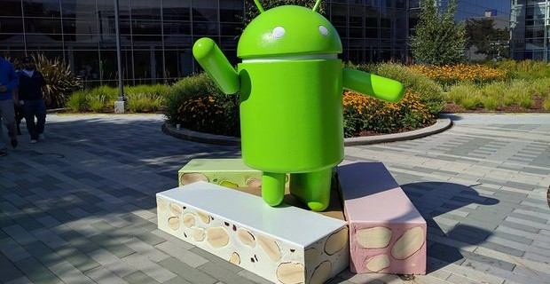 Say Hello to the Android N