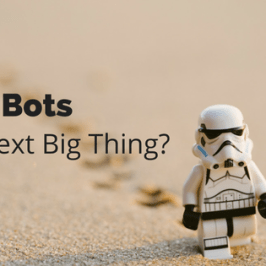Are Chat Bots Going To Be Bigger Than Mobile Apps?