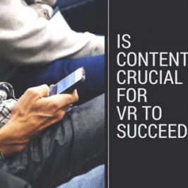 Is Content Important for the Success of the VR Industry?