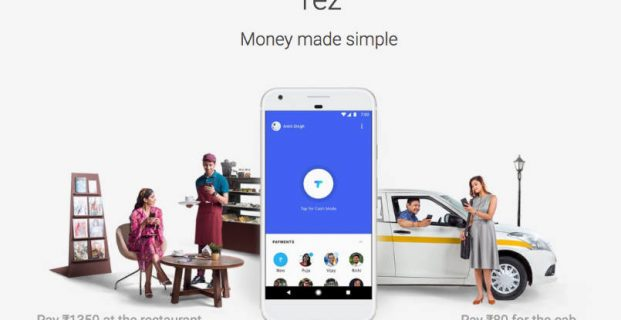 Google Tez payment app for India