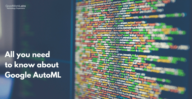 What you Should know about Google AutoML