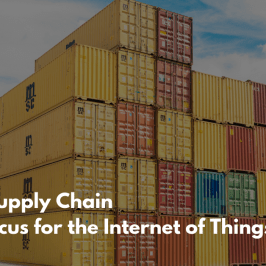 How IoT will disrupt the Logistics Industry