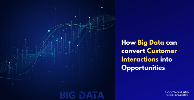 How to convert Customer Interactions into opportunities with Big Data