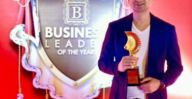 "ET Now confers Vishwas Mudagal, MD – GoodWorkLabs with ""Business Leader of the Year"" Award!"