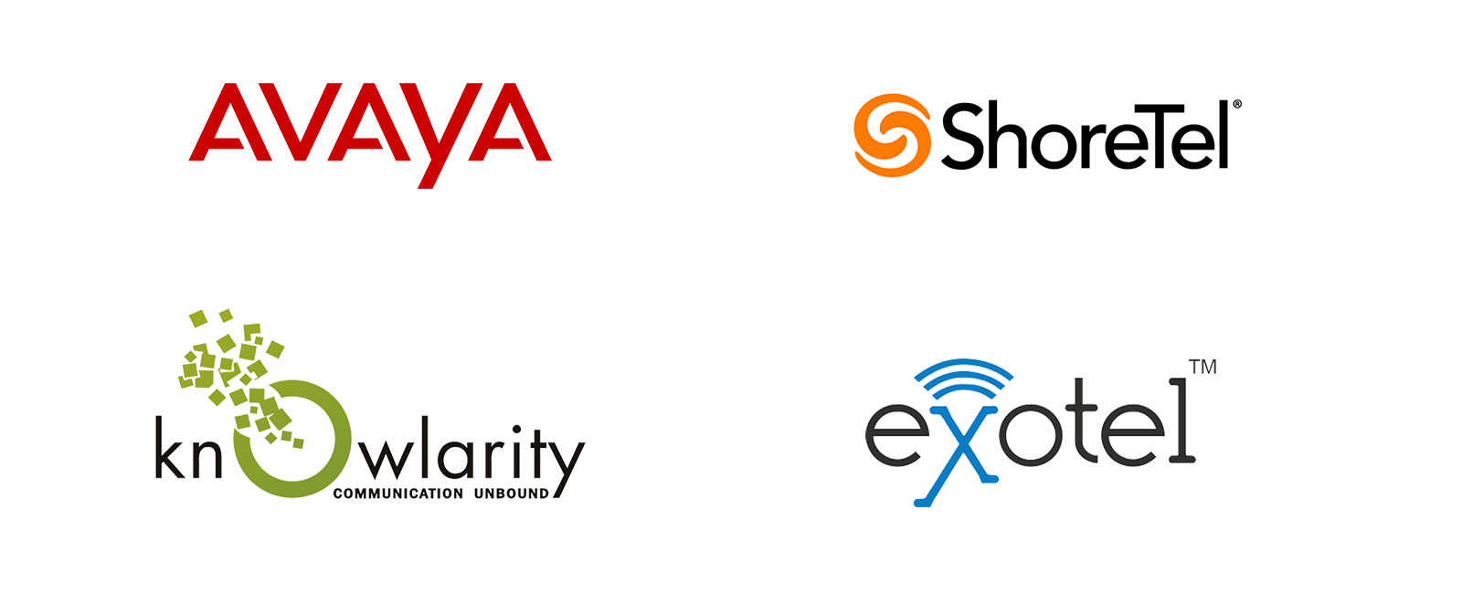 avaya, knowlarity