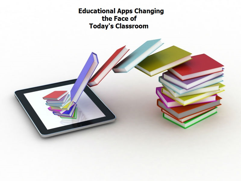 Educational Apps Changing the Face of Today's Classroom