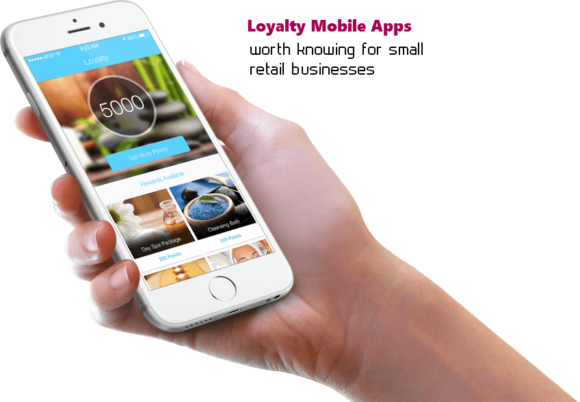 Mobile Loyalty Apps Retail